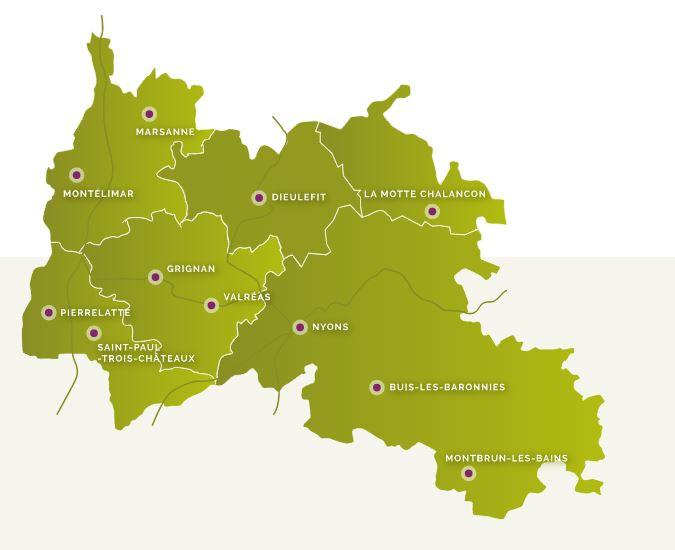 Immobilier Drôme Provençale